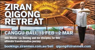 Ziran Qigong Retreat @Udara-Bali