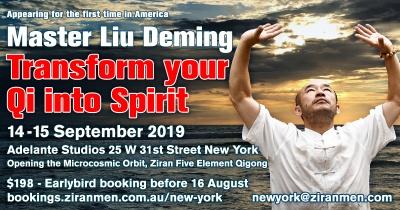 Ziran Qigong - New York