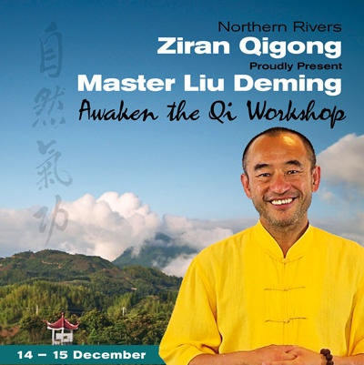 Awaken the Qi - Ziran Qigong Workshop