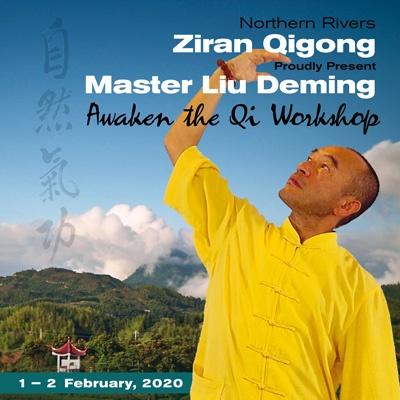 Awaken the Qi - Ziran Qigong Workshop